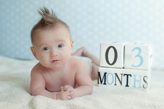 3 months (31 of 45)