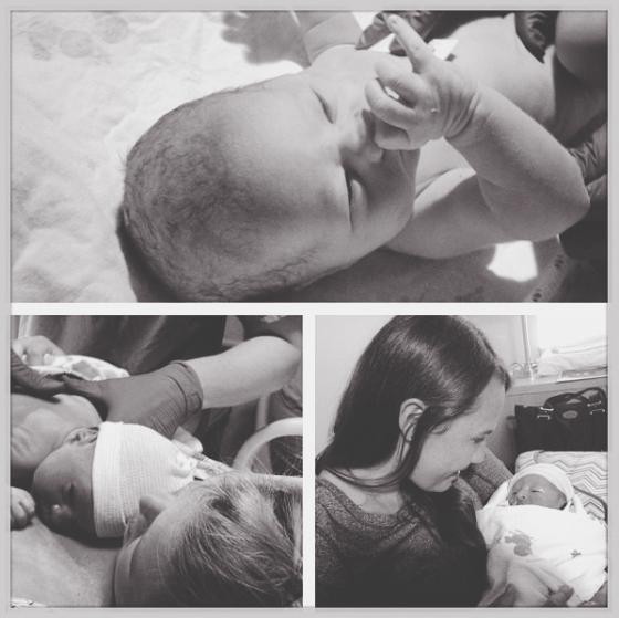 Baby Garrett