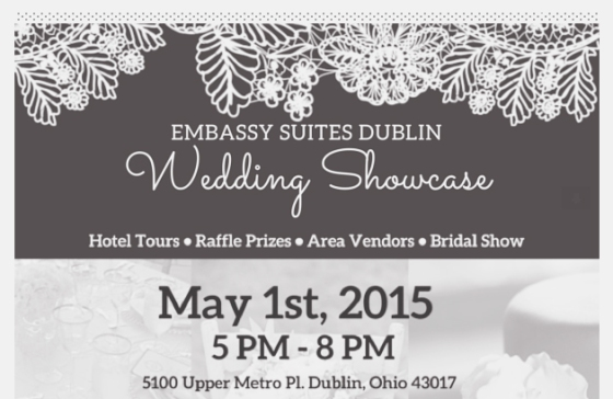 Wedding showcase info