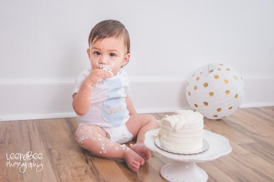 Dublin cake smash photography-14