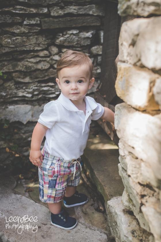 Grayson one year-2